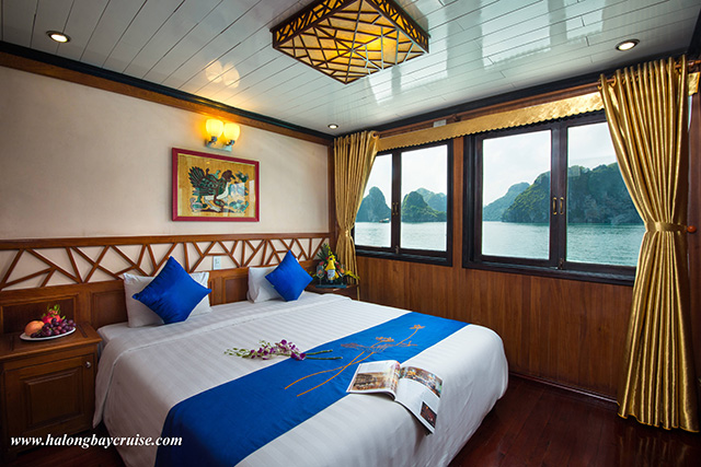 Double Deluxe seaview cabin