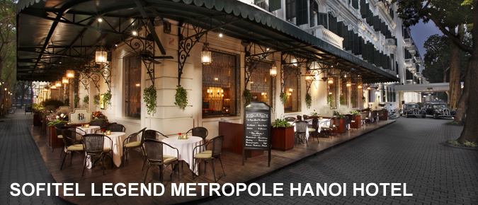 Luxury at its best: Sofitel Legend Metropole Hanoi - Jasmine cruise-2