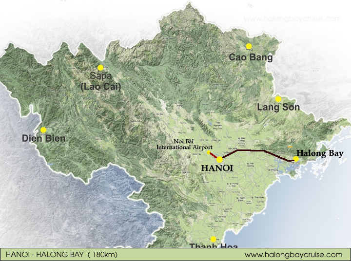 Transfer-Hanoi-Halong-Bay