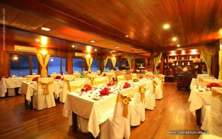 VISIT HANOI - CRUISE INDOCHINA SAILS  CRUISE ( 6 DAYS 5 NIGHTS)