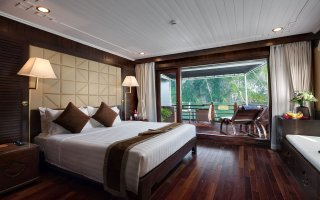 Royal Suite cabin