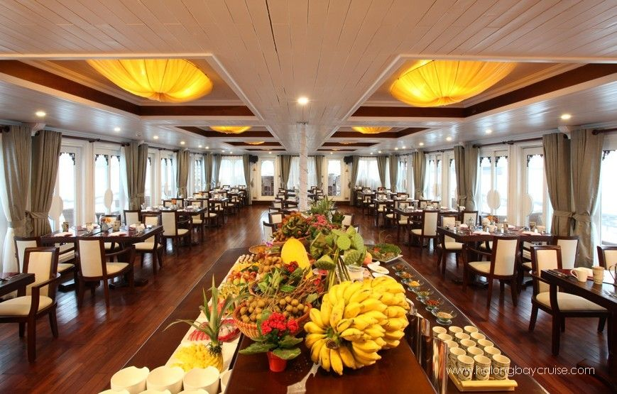 halong-bay-luxury-cruises-restaurant