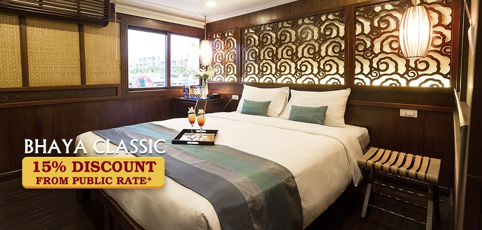 Bhaya Classic CruiseDiscount 15% from public rate.  Detail