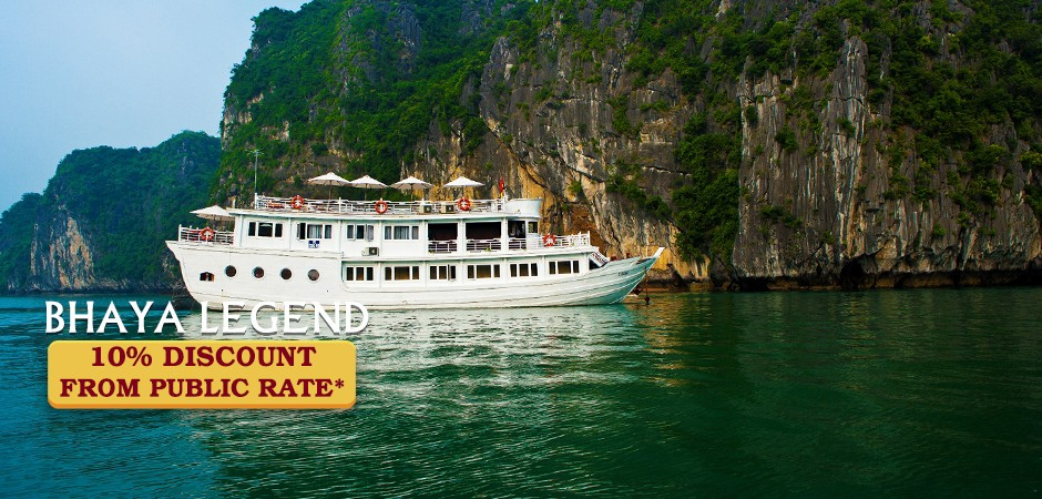 Bhaya Legend CruiseDiscount 10% from contract rate href=